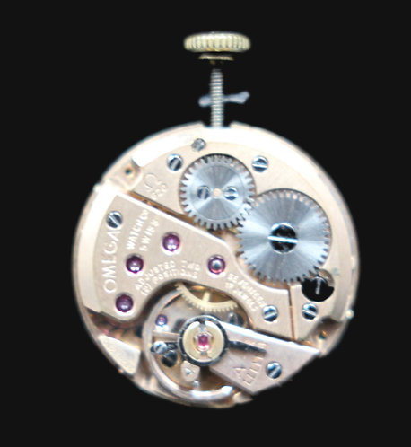 Omega - Complete 620 Movement Comes With Original Hands