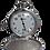 Full Hunter quartz pocket watch