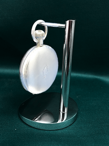 Chrome Plate Pocket Watch Stands