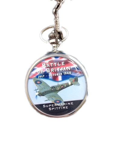 Spitfire's battle of britain 60th anniversary