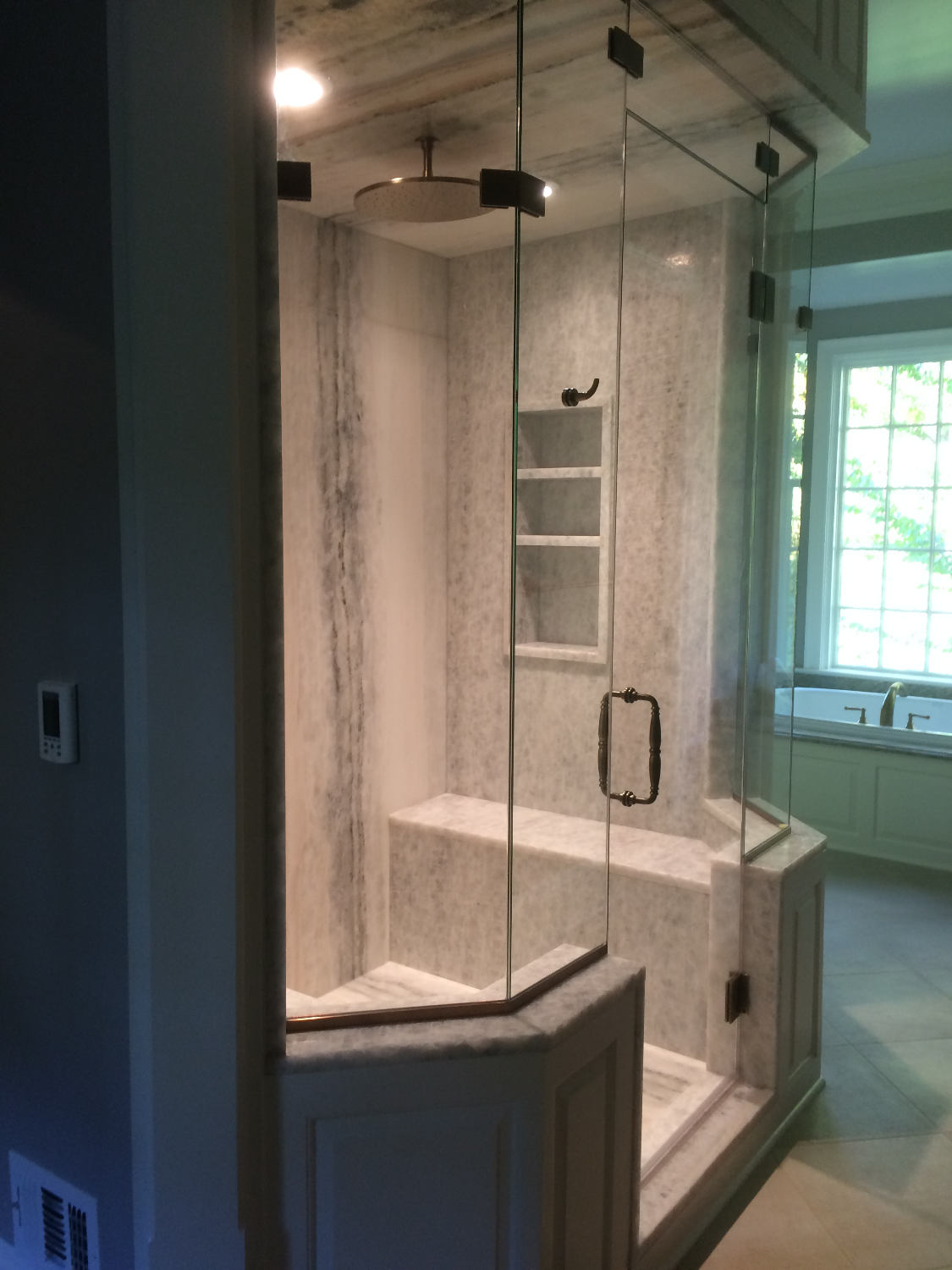 Gorgeous Steam Shower Enclosure