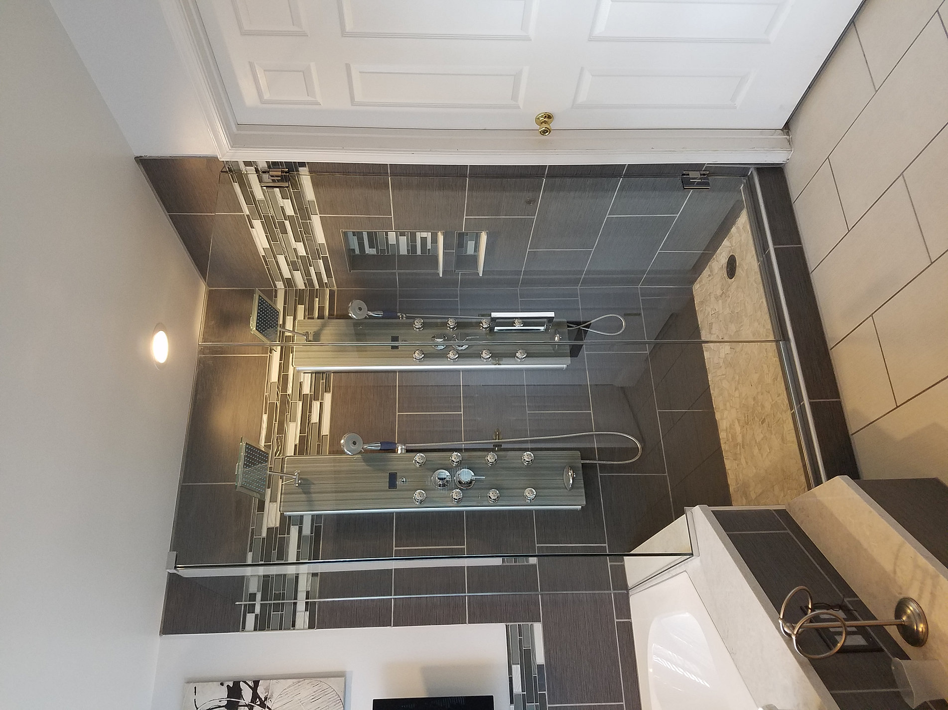 Bathroom Partitions Kent Washington glass shower enclosures | frederick, md | noble shower doors