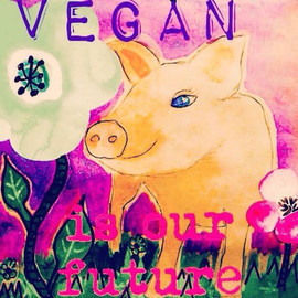 Vegan is our future