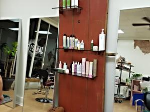 Salon Shelving