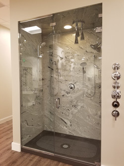 Showroom Steam Shower Enclosure