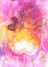 Manipura Lotus