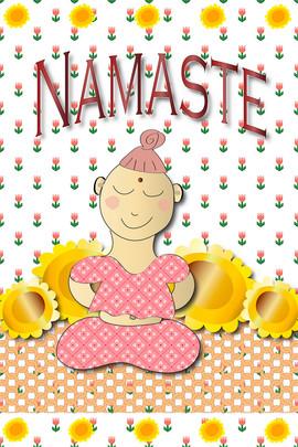 Namaste neuer Erdling