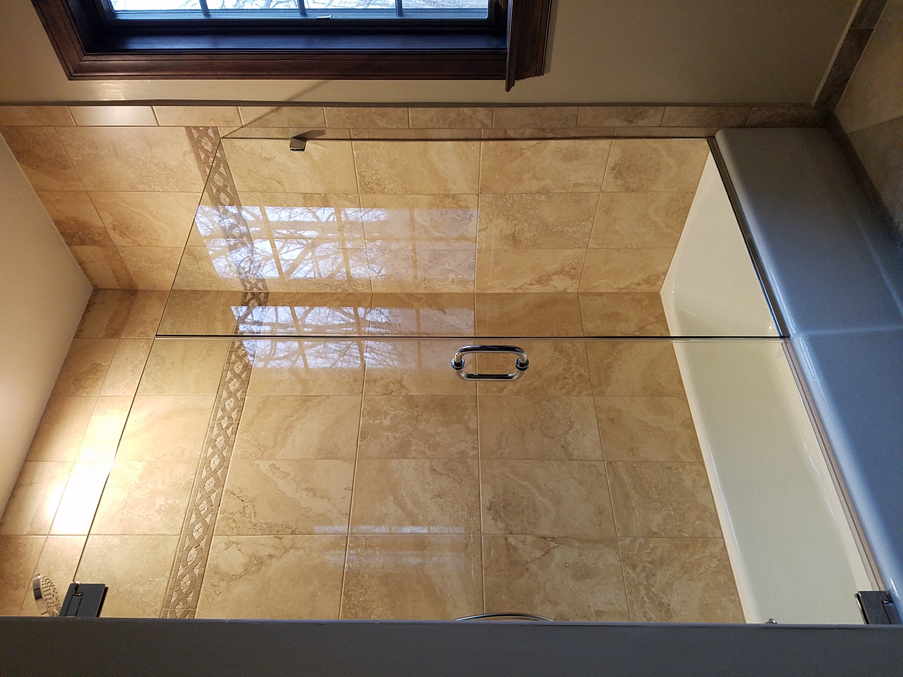 Frameless Glass Door & Panel