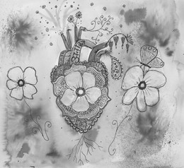 Anahata Sketch