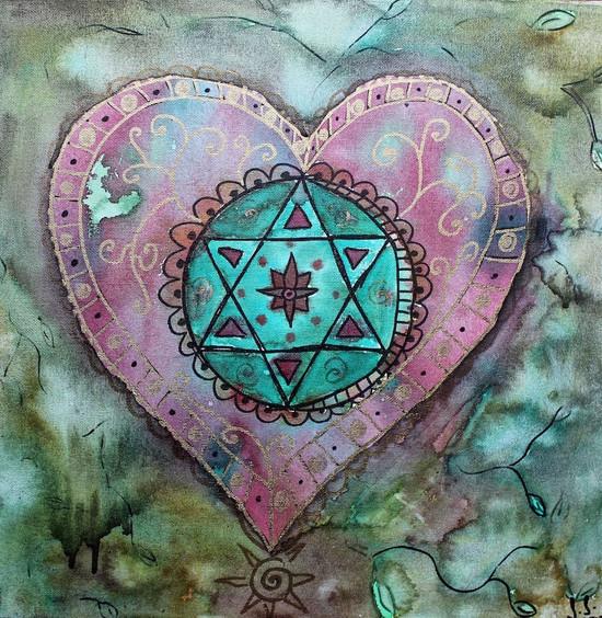 Anahata Heart