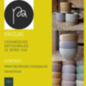 céramique artisanale, Le Bono, Morbihan