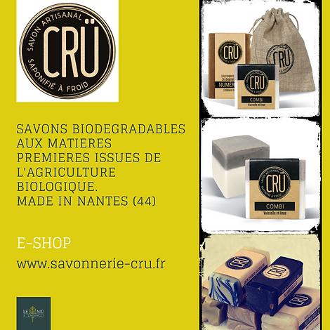 savons bio, savons biodégradables, savonnerie artisanale à Nantes