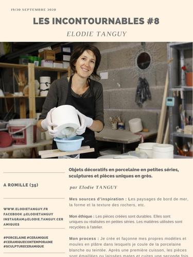 Elodie Tanguy céramiques