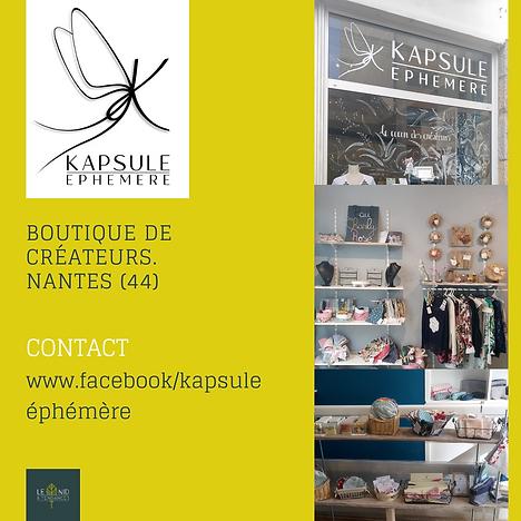 boutique de créateurs à Nantes