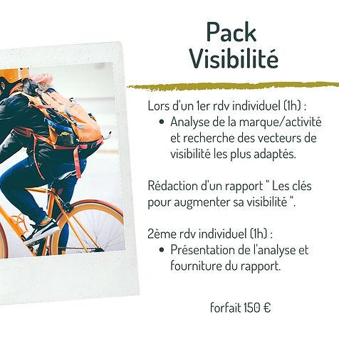 visibilité de marque visibilité activité