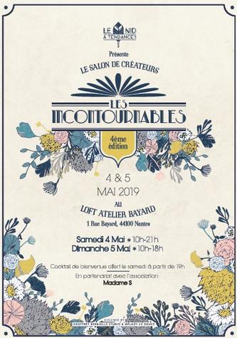 Nantes, salon de créateurs Les Incontournables
