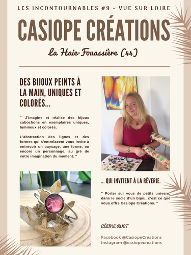 casiope créations