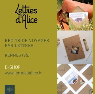 Lettres d'Alice