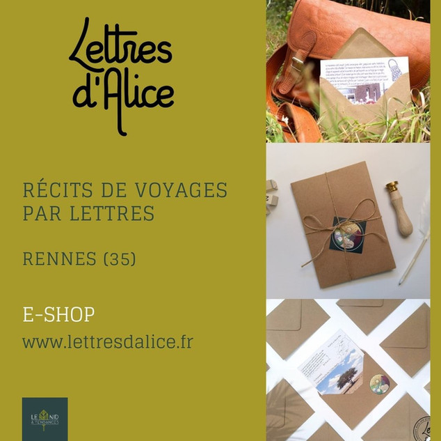 Lettres d'Alice