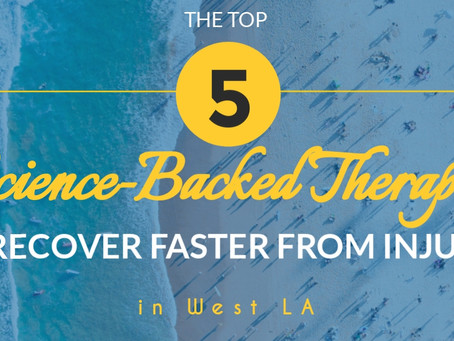 The Top 5 Places to Heal Your Body in West LA