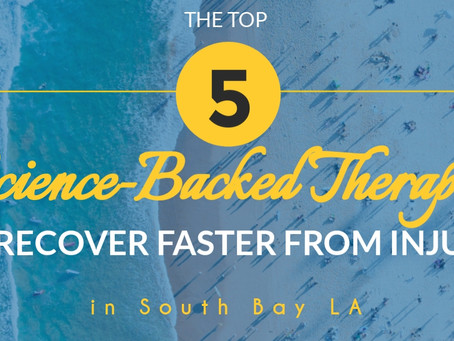 The Top 5 Places to Heal Your Body in South Bay LA