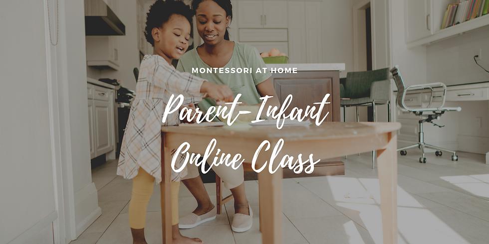 Parent-Infant Online Class
