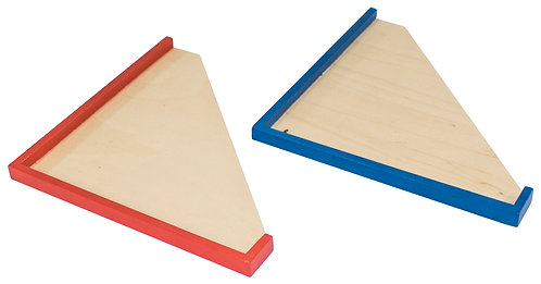 Tray for Addition Strips, Set of 2