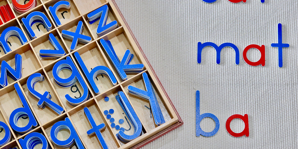 Introduction to Montessori Language Workshop  (2)
