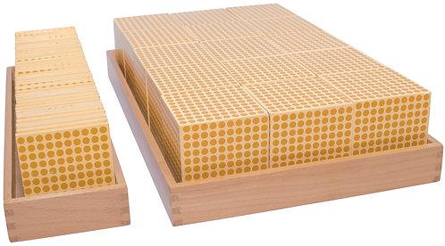Golden Bead Materials