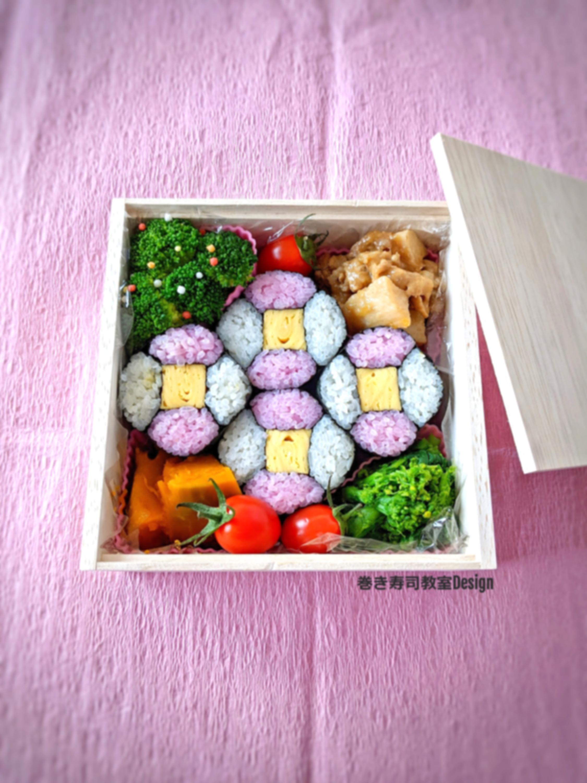 北海道、札幌、料理教室、巻き寿司教室、趣味、お稽古、縁起物、七宝、映え