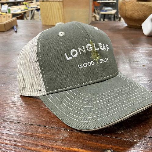 Long Leaf Trucker Hat