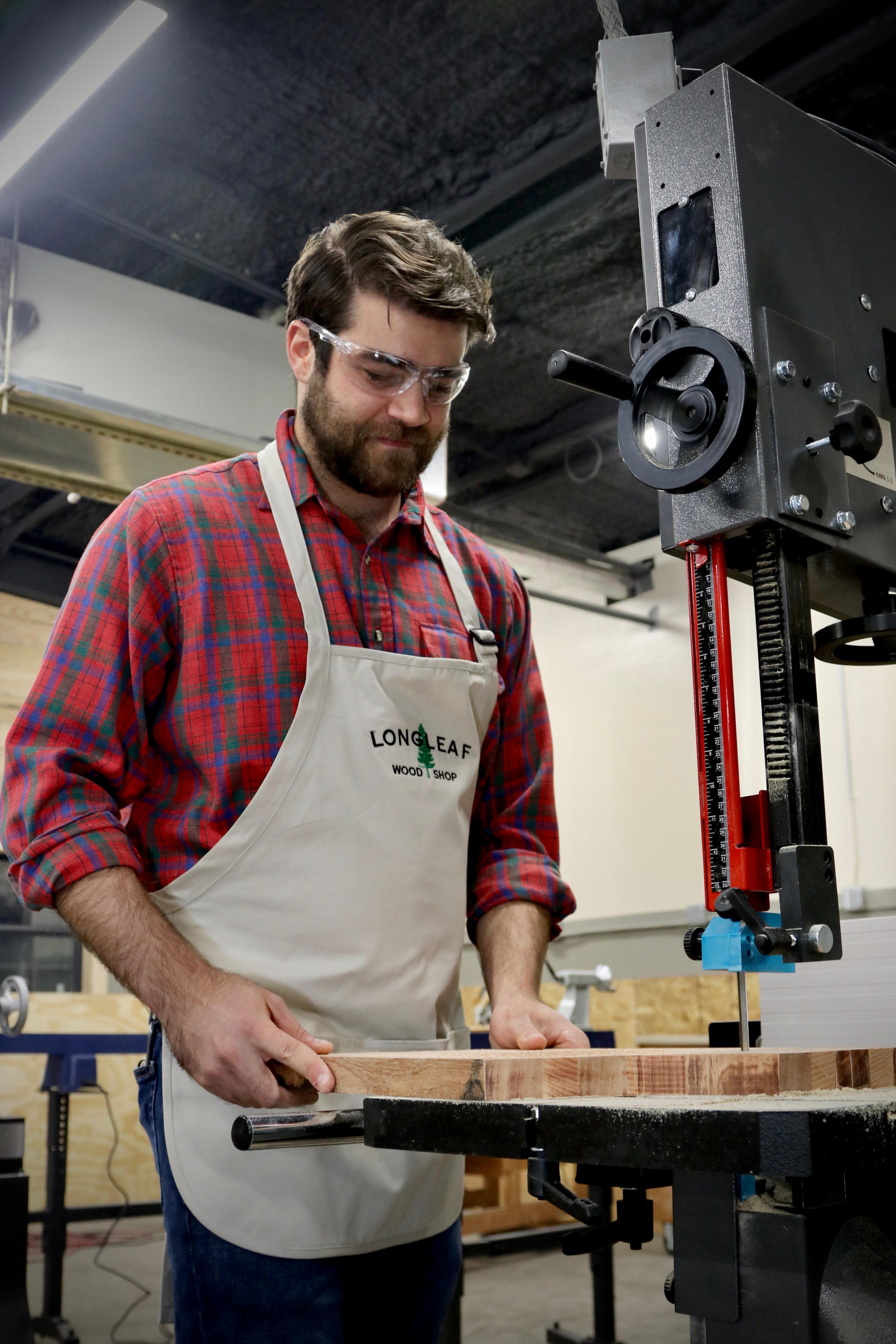Wood Shop 101