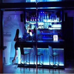 Bar Lounge Cap d'Agde Village Naturiste - L'EROS CAFÉ -