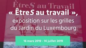 Découvrez la nouvelle exposition photographique sur les grilles du Jardin du Luxembourg