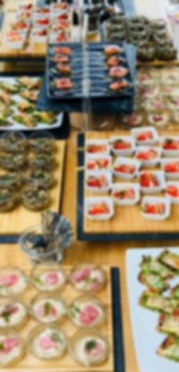 Buffet 5 - La Tabledu Luxembourg - Resta