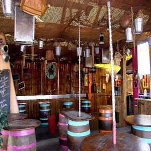 Bar Lounge Cap d'Agde Village Naturiste - LE MELROSE