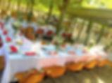 Table du Luxembourg - repas de groupe ma