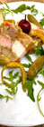 Terrine de viande aux légumes guindillas