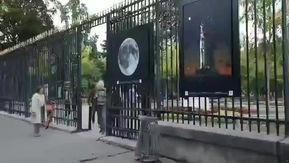 Expo sur les grilles du Jardin du Luxembourg : Nourrir (aussi) son esprit