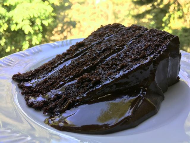 Bolo de Chocolate Divino