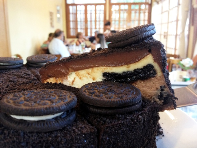 Cheesecake Oreo Trufado