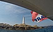 diving site Faro dei Monaci sardinia