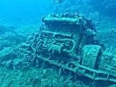diving site Motorei dei Monaci sardinia