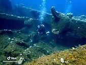 diving site Angelika sardinia