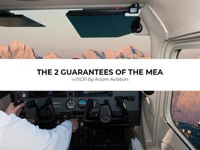 2 GUARANTEES OF THE MEA