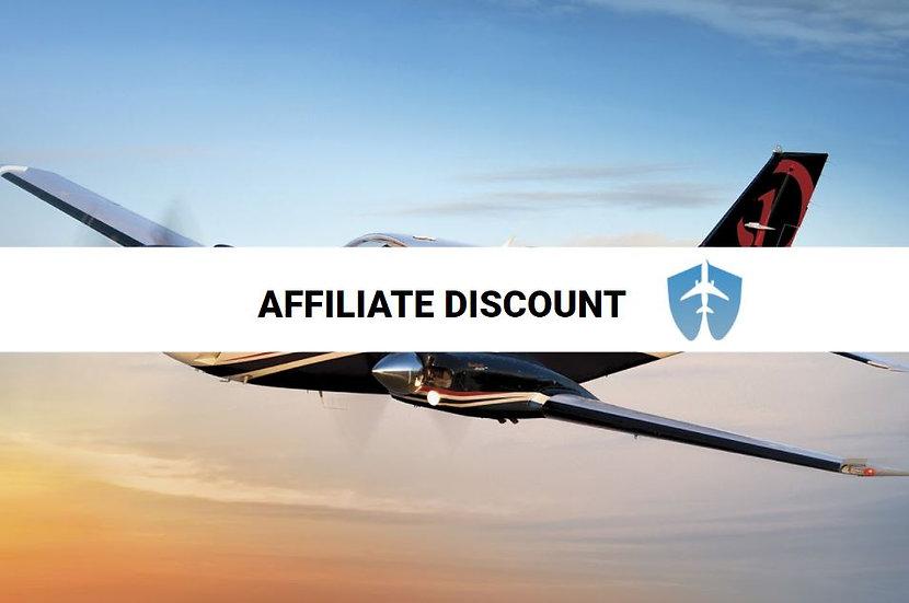 Affiliate - Multi Engine Course
