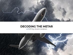 DECODING THE METAR