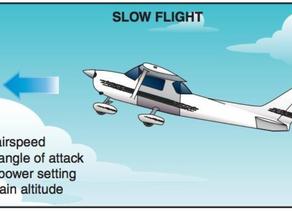 SLOW FLIGHT