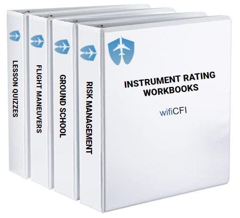 Instrument Rating Workbooks