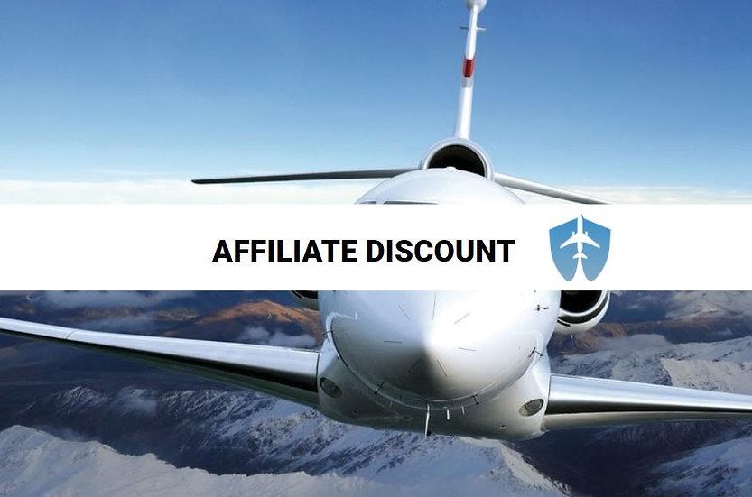 Affiliate - Commercial Pilot